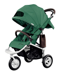 AirBuggy-COCO-Brake-COLLECTION-green