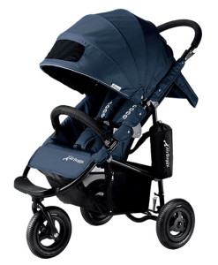 airbuggy_coco_standard_black_grey