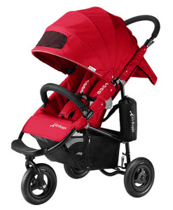 airbuggy_coco_standard_black_red