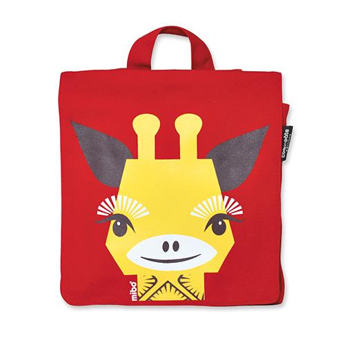 小童寶包幫-長頸鹿