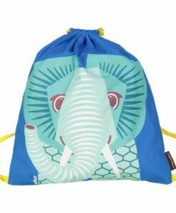 輕鬆包-藍大象