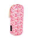 隨身毯-氣質桃粉-2