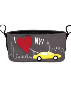 CityBucket推車掛袋-紐約客1