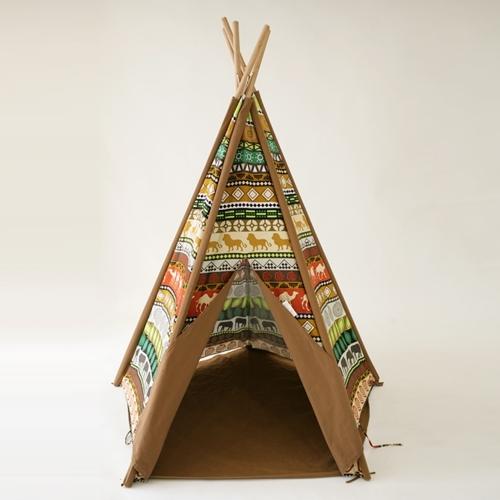 Cuna Tent 印第安那王國-1