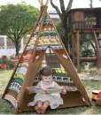 Cuna Tent 印第安那王國