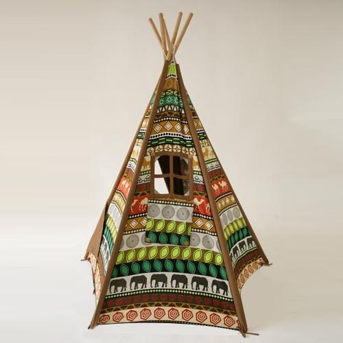 Cuna Tent 印第安那王國-2