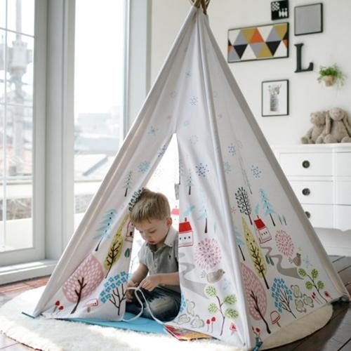 Cuna Tent 挪威森林小鎮-1