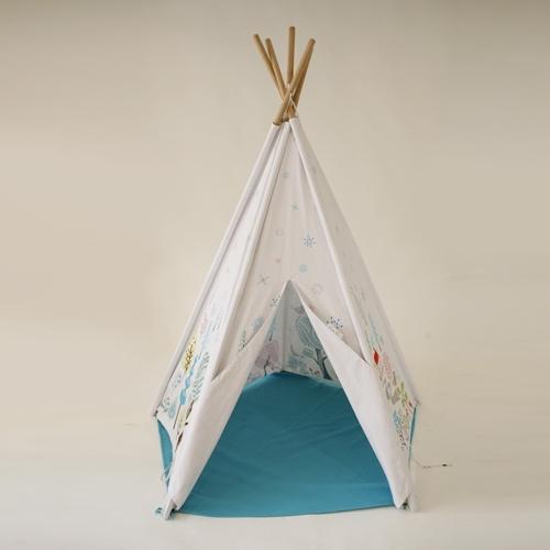 Cuna Tent 挪威森林小鎮-2