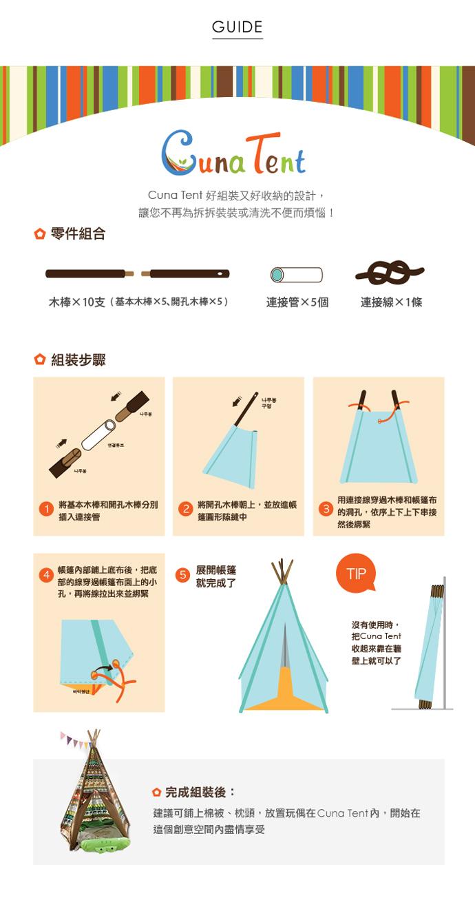 Cuna Tent info-13