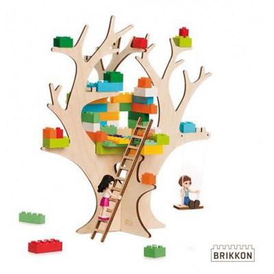 荷蘭Brikkon_我的秘密樹屋-2