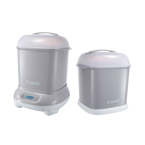 combi 消毒鍋+保管箱-灰色