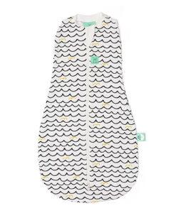 竹纖維.包巾-海浪藍款