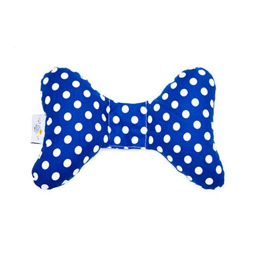 pillow寶藍點點