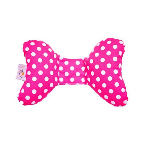 pillow粉紅點點