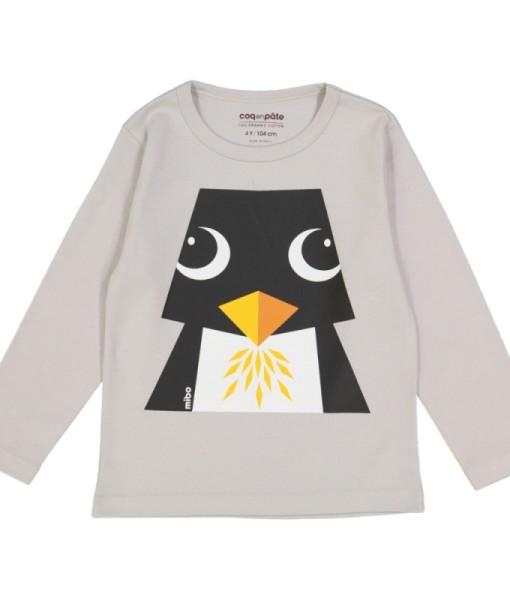 企鵝-長袖