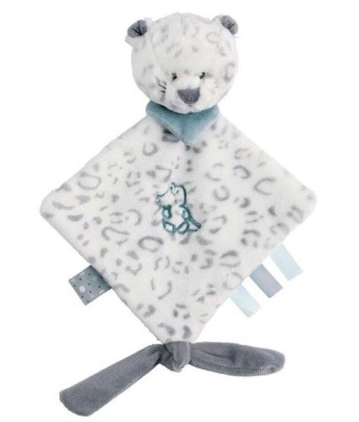 nattou-Mini-doudou-Snow-Leopard-27cm
