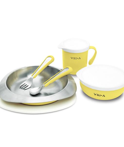 viida-Souffle-tablewear-yellow