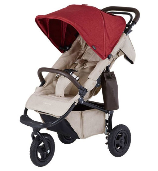 Airbuggy-COCO-PREMIER-FROM-BIRTH-brown