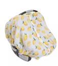 LittleUnicorn 純棉紗布提籃罩 檸檬汽水01