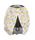 LittleUnicorn 純棉紗布提籃罩 檸檬汽水02