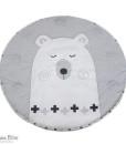 BubbaBlue 遊戲墊 北極熊