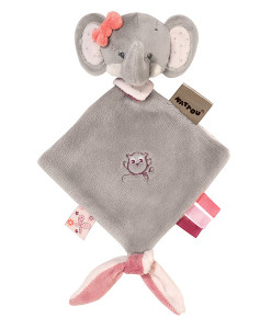 nattou-Mini-doudou-Adele-the-elephant-27cm