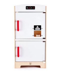 【德國Hape愛傑卡】大型冰箱-白(新版)