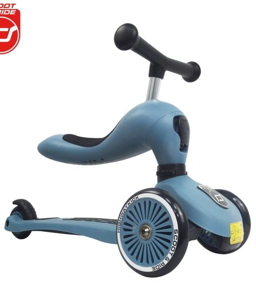 Scoot & Ride 岩石藍