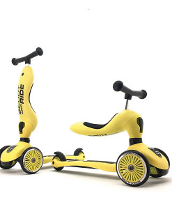 scoot-and-ride糖果黃
