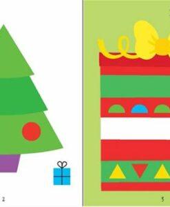 聖誕節貼紙書02
