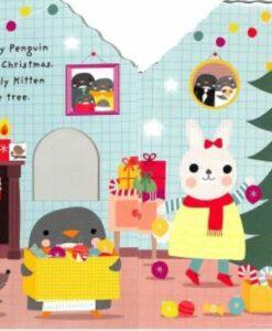 Little Friends:Home For Christmas 一起過聖誕節操作書(英國版)02