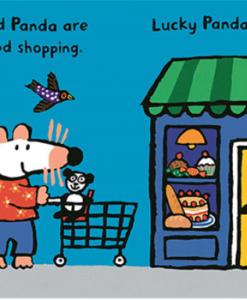 Maisy's Shop 小鼠波波購物記硬頁書01