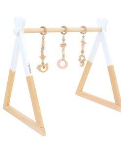 簡約(白框) 粉色(玩具組)01