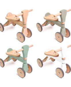 HOPPL  First Woody Bike木製兒童滑步車01