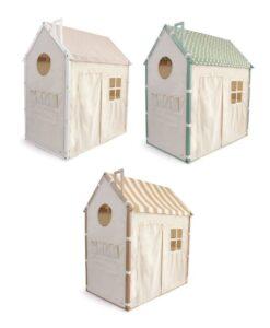 HOPPL House&Bed 兒童遊戲城堡屋01