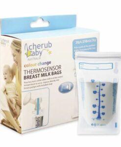 CherubBaby 感溫母乳儲存袋 (20入)01