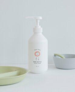 PatoPato嬰幼兒奶瓶餐具清潔液-2